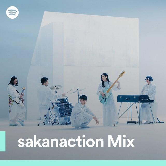 Sakanaction Mixのサムネイル