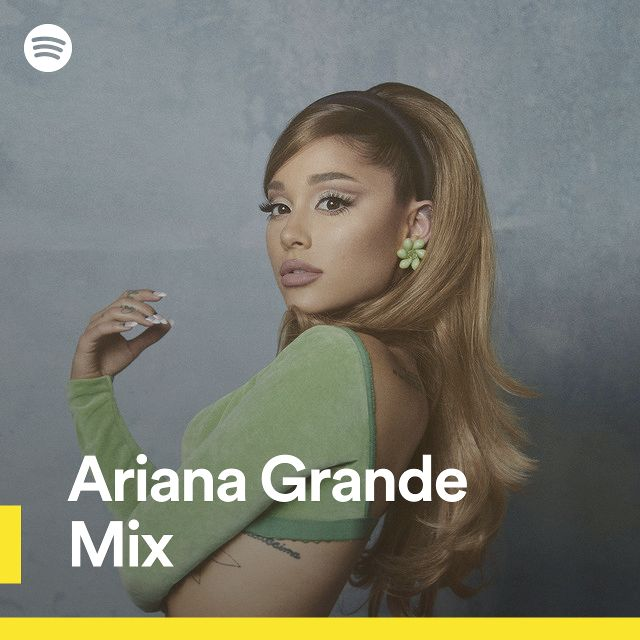 Ariana Grande Mixのサムネイル