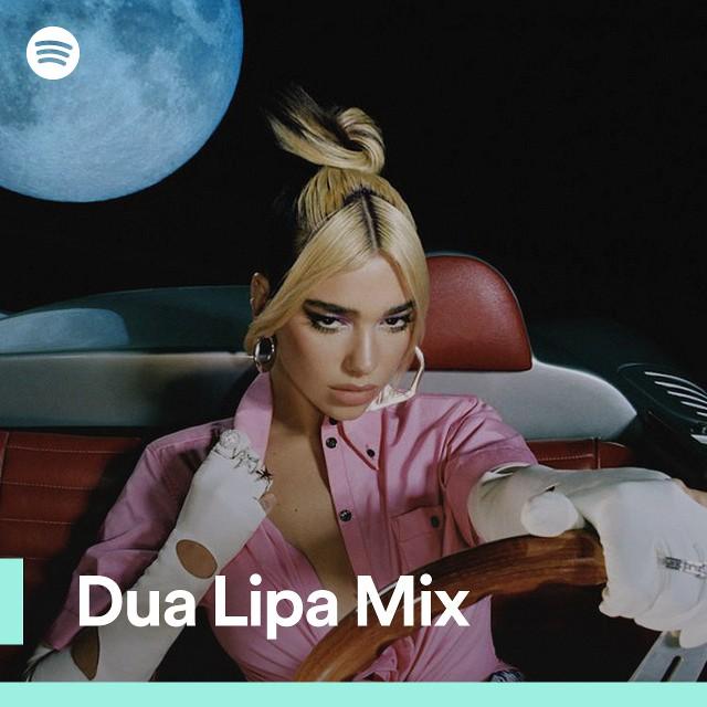 Dua Lipa Mixのサムネイル